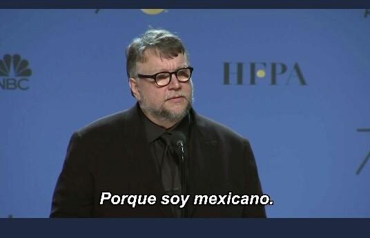 #PorqueSoyMexicano, la épica respuesta de Del Toro