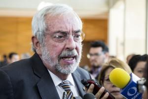 Dr. Enrique Graue W rector de la UNAM