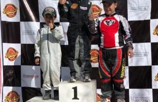 Rodrigo Galicia Negrete del equipo Richard´s triunfa en casa
