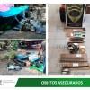 Recupera PGJE objetos robados e identifica a los presuntos responsables
