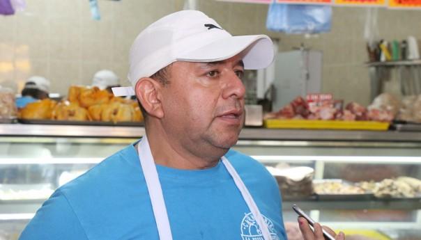 Comerciantes y vecinos del Saucito respaldan obra de Fray Diego de la Magdalena