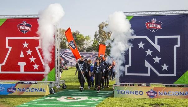 Arrancó Torneo Nacional de Tochito NFL en las instalaciones de la UDU