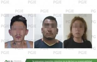 Consigue PGJE prisión preventiva a presuntos homicidas de policías ministeriales