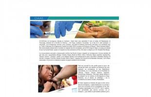 CIAAS de la UASLP recibe ratificación de la OMS como centro colaborador