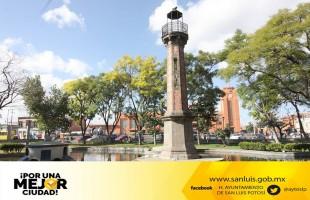 Se intensifican acciones municipales de rehabilitación en la alameda Juan Sarabia
