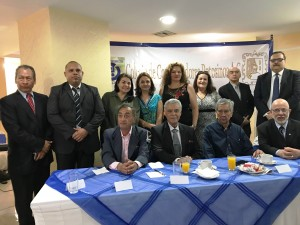 EN SU Primer Aniversario de Fundación, El Colegio de Comunicadores A.C. contó con la presencia de invitados especiales y agremiados.