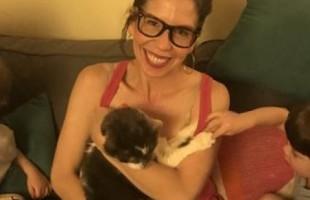 Mujer gasta más de 19 mil dólares en un trasplante de riñón Para su Gato