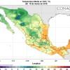 Semana calurosa en SLP con temperaturas superiores a los 30 grados centígrados: CONAGUA
