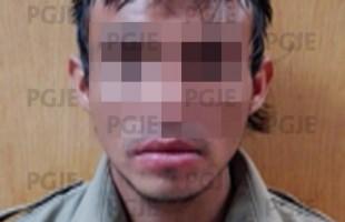 Consigue PGJE prisión preventiva para sujeto por robo domiciliario