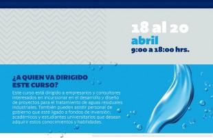 Ante contaminación de cuerpos de agua, IPICYT organiza curso para diseñar sistemas para tratamiento de aguas residuales