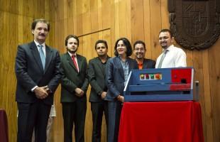 Estudiantes de Ingeniería de la UASLP presentaron avances de proyectos integradores