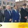 Alcalde capitalino Juan Carlos Torres Cedillo realiza el pase de revista de la DGSPM