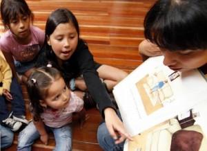 INVITAN A PROGRAMA MULTIDISCIPLINAR PARA PÚBLICO INFANTIL
