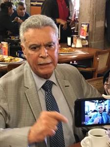 APLAUDO LA RESOLUCIÓN  DEL CONSEJO GENERAL DEL INE EN EL CASO DE XAVIER NAVA: JALIL CHALITA ZARUR