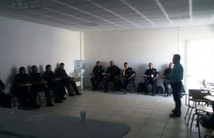 Seguridad Pública de Soledad, informa que se impartió un curso taller sobre Primer Respondiente y Ciencia Forense Aplicada