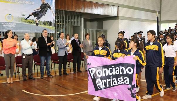 """Inicia segunda edición de los """"juegos deportivos municipales"""""""