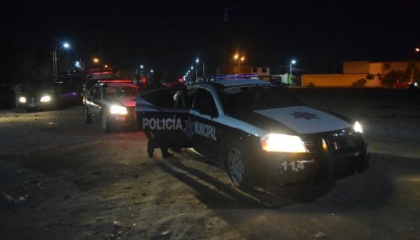La Dirección General de Seguridad Pública Municipal de Soledad, sostuvo una reunión con los tres niveles de gobierno