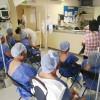 135 pacientes de todo el estado operados en jornada de extracción de cataratas realizada en la huasteca
