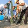 Gobierno capitalino inicia reforestación de nuevo pulmón para la ciudad