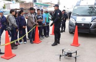 """Se realiza """"Feria de la prevención"""" en la delegación de Bocas"""