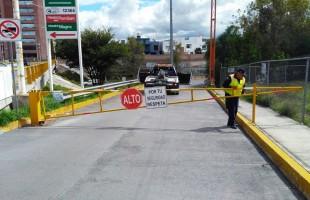 Se reabre a la circulación el circuito interior Río Santiago