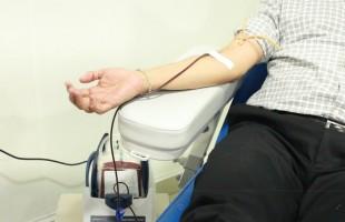 IMSS SLP invita a ser donador altruista de sangre