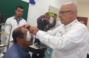 IMSS prospera llevará a cabo encuentro médico quirúrgico de oftalmología en Axtla