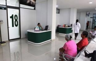 Con mejor infraestructura y servicios, el IMSS reinaugura clínica 20 de Cuernavaca