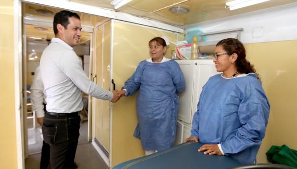 En septiembre quedará lista la clínica del IMSS de Cuautla; a fin de año, el hospital general