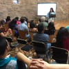 """""""Ser auténtico"""" conferencia que impartió la soprano Cecilia Montemayor en el marco del 3er Festival de Ópera San Luis"""