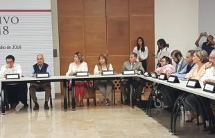 Cumple la secretaría de salud en la estrategia nacional de inclusión