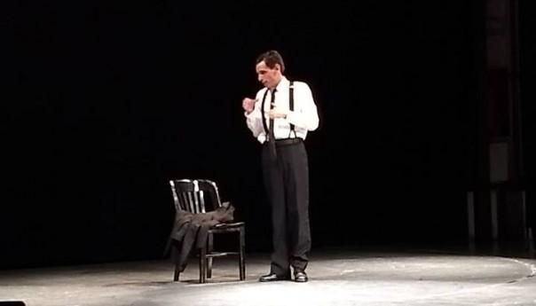 XIV Edición de Teatro a una sola voz Festival de monólogos 2018 en el Polivalente del Centro de las Artes de San Luis Potosí Centenario