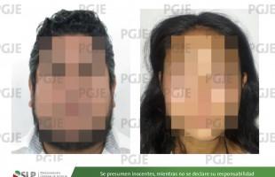 PGJE detiene 2 personas por probable fraude en tienda de productos deportivos