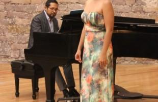 Recital de alumnas y alumnos en el marco del 3er Festival de la Ópera San Luis