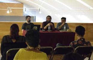 """Con Foros de Reflexión concluyó la instalación artística """"Construcciones Agro"""" en el Centro de las Artes San Luis Potosí Centenario"""