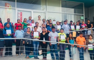 SAGARPA entrega apoyos a beneficiarios de FAPPA