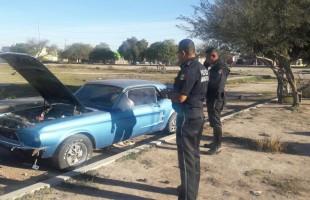 Se han logrado recuperar 31 vehículos con reporte de robo