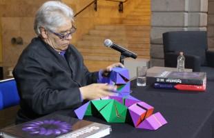 Sebastián celebró 50 años de creación artística en el Museo Federico Silva