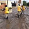 Imagen urbana refuerza acciones de limpieza y desazolve en colectores pluviales, bocas de tormenta y rejillas