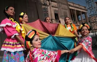 """Concluyen Noches de Folclor """"Viva México"""" en el Instituto Potosino de Bellas Artes"""