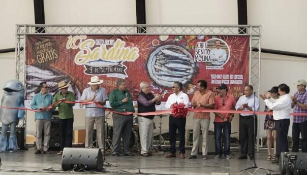 Certificado en 85 % de la producción de sardina en México: Aguilar Sánchez