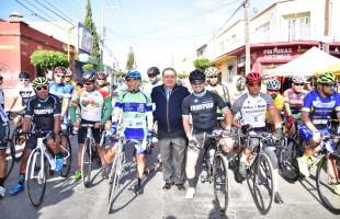 """Para Juan Pablo Magallanes el gran premio de ciclismo """"soledad 2018"""""""
