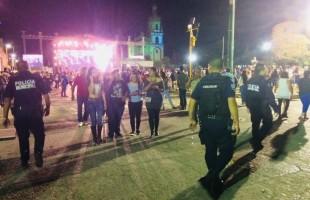 Civilidad y orden prevalecieron en la celebración del grito de independencia y el desfile patrio en soledad