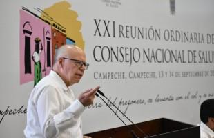 Se han aplicado 527 millones de vacunas entre 2013 y 2018: José Narro Robles