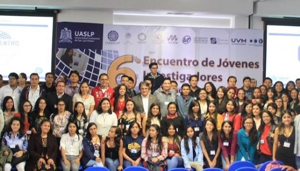 Concluye de forma exitosa el6º Encuentro de Jóvenes Investigadores en el estado de San Luis Potosí