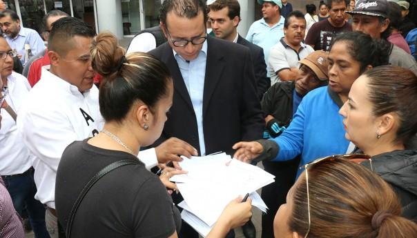 Apertura y diálogo reafirma alcalde XNP ante agrupaciones sociales
