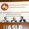 Gobierno municipal trabajará en coordinación por el bien de la educación: Xavier Nava Palacios