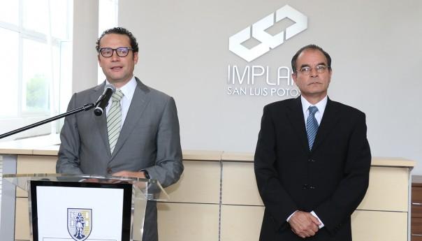 Designa alcalde Xavier Nava palacios a nuevo titular de IMPLAN