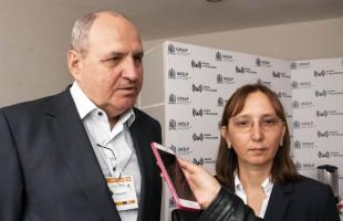 Vicerrector de la Universidad Rusa impartió conferencia en la UASLP
