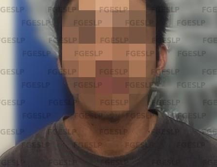 Fiscalía captura a joven por presunto homicidio en villa de Zaragoza
